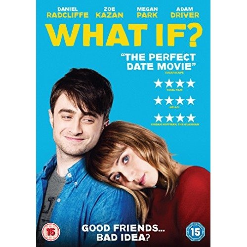 What If DVD [2015]