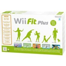 Nintendo Wii Fit Plus with Balance Board - Used