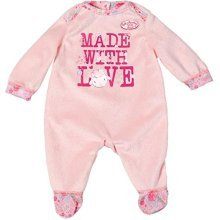 Baby Annabell Romper (one supplied)