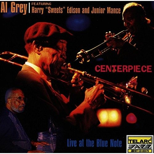 Al Grey - Centerpiece: Live at the Blue Note [CD]