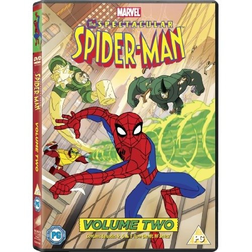 The Spectacular Spider-Man - Volume 2 DVD [2010]