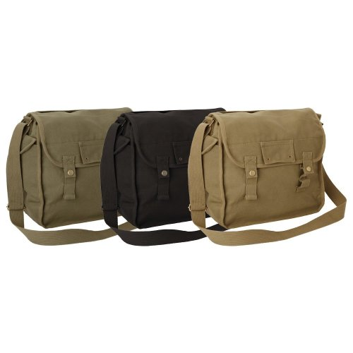 New Style Large Cotton Canvas Shoulder Bag