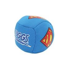Zoggs Kids DC Super Heroes Superman Single Splash Water Ball - Blue/Yellow/Red, 3 Years