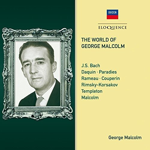 George Malcolm - the World of George Malcolm [CD]