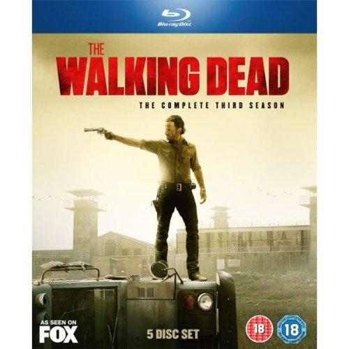 The Walking Dead Season 3 Blu-Ray [2013]