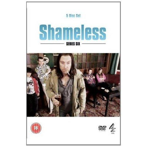 Shameless: Series 6 [dvd]