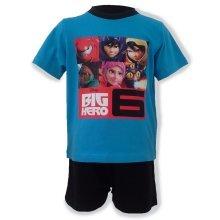 Big Hero 6 Pyjamas - Blue