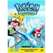 Pokemon - The Movie - Heroes DVD [2011]