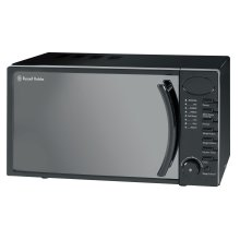 Russell Hobbs RHM1714B 17L Digital 700w Solo Microwave Black