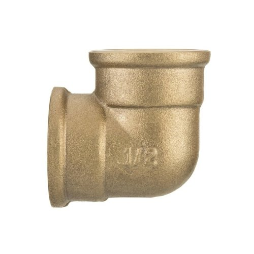 "Brass or Bronze Elbow female x female choose one 1//2/"" to 1/""BSP"