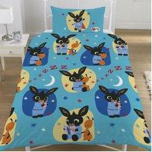 Bing Bunny Bedtime Reversible Single Duvet Set