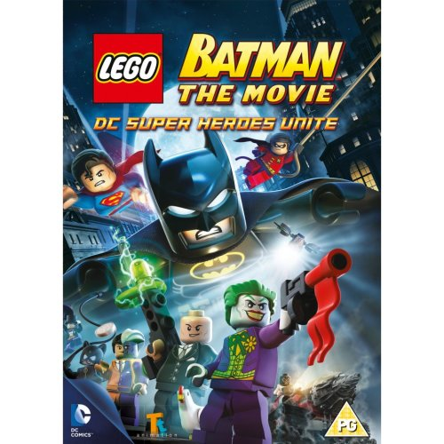 Lego Batman - The Movie DVD [2014]