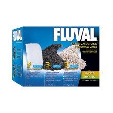 Fluval Extra Value Media Pack for 105/205, 106/206