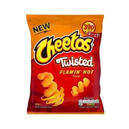 Cheetos Twist (30 x 30g)