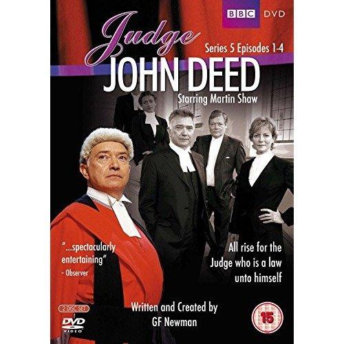 Judge John Deed Series 5 DVD [2010]