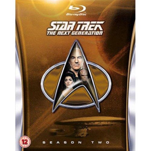 Star Trek - The Next Generation Season 2 Blu-Ray [2012]