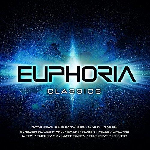 Euphoria Classics - Ministry Of Sound   CD Album