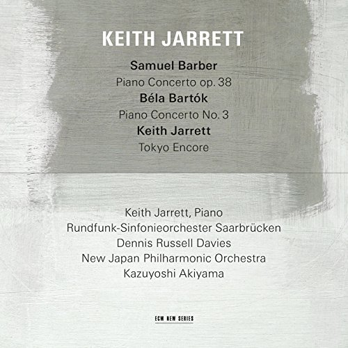Jarrett Keith - Barber and Bartok [CD]