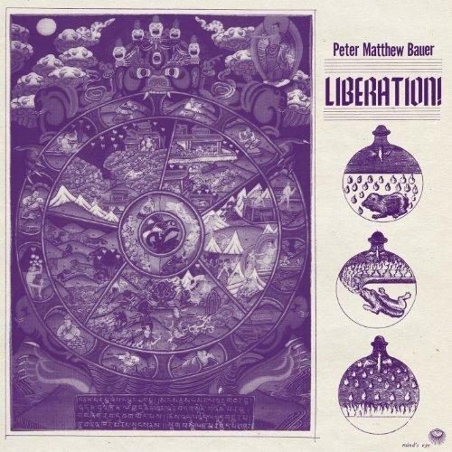 Peter Matthew Bauer - Liberation! [CD]