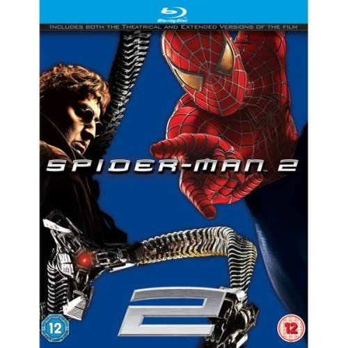 Spider-Man 2 Blu-Ray [2012]