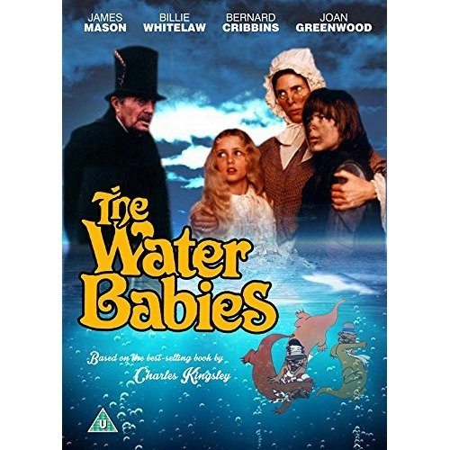 The Water Babies DVD [2016]