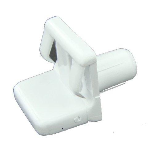 Bosch White Fridge Shelf Support