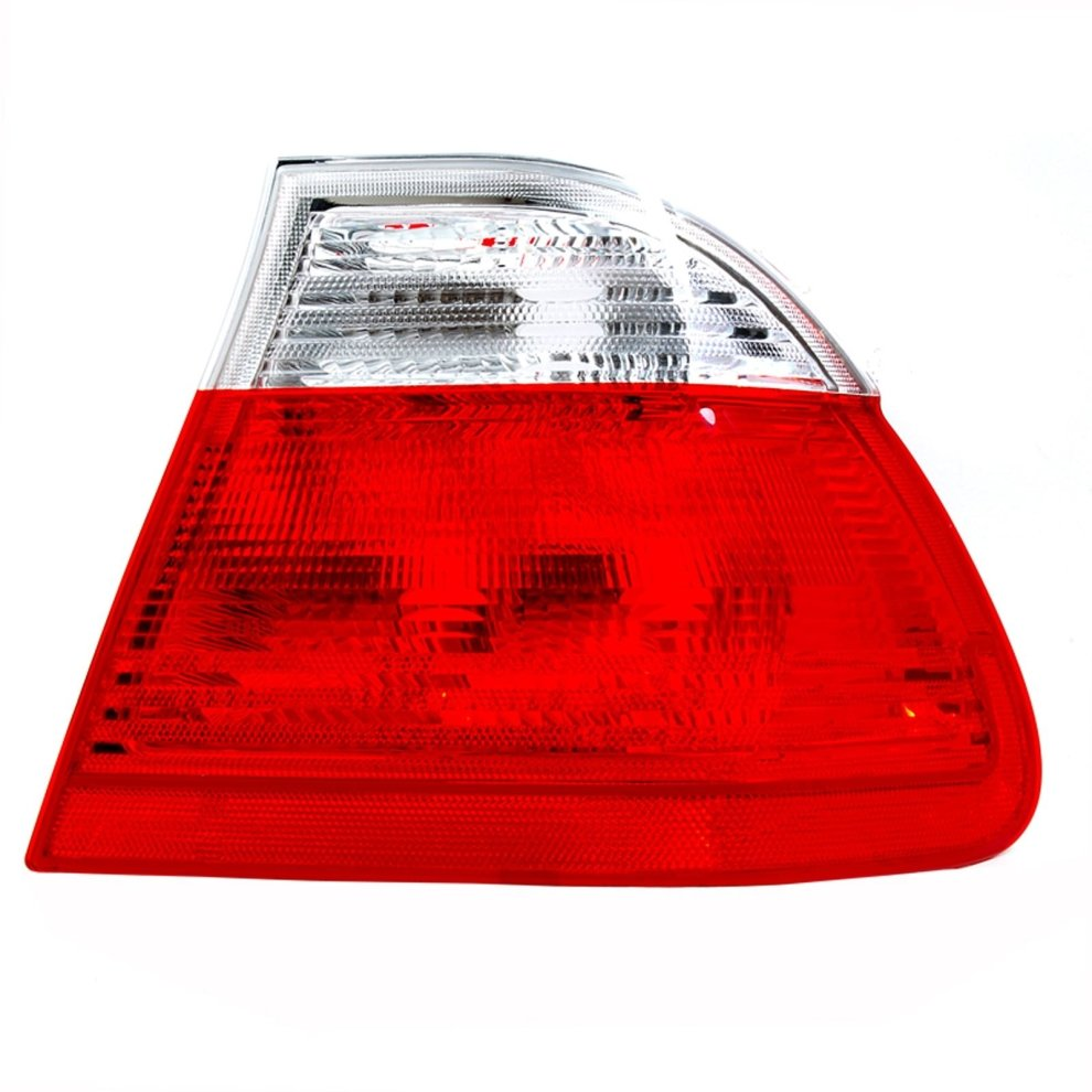 Toyota Hi-Lux Mk2 Pick-Up 10//1997-2001 Rear Tail Lights Lamps 1 Pair O//S /& N//S