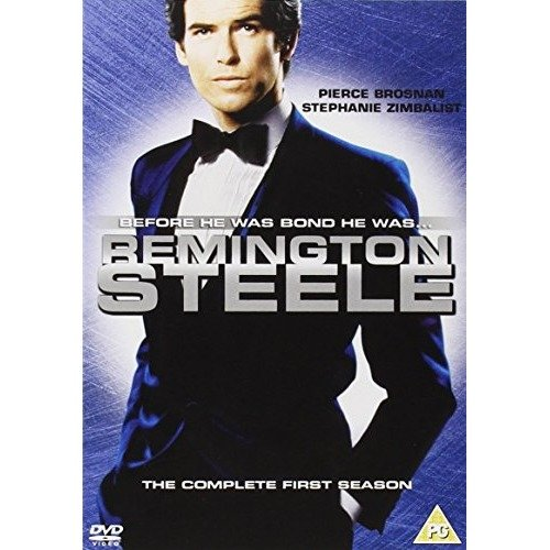 Remington Steele - Season 1 [dvd] [1983]