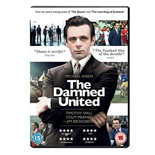 The Damned United DVD [2014]