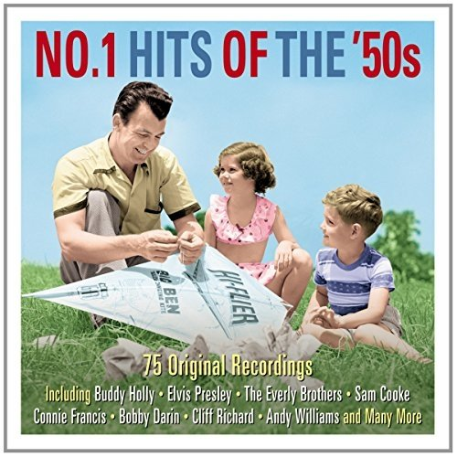No.1 Hits of the 50s [CD]