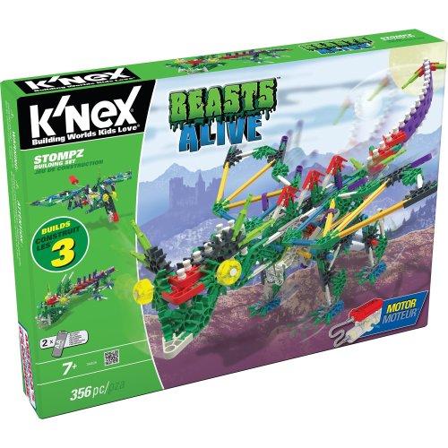 K'Nex Beasts Alive Stompz Building Set