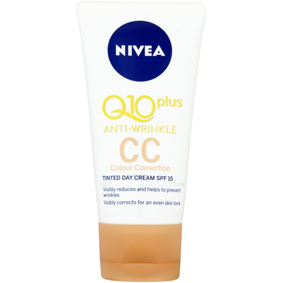 NIVEA Anti Age Q10 Hand Cream with Coenzyme Q10 Duo Pack