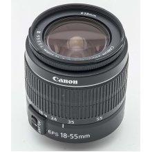 CANON EF-S 18-55mm F3.5-5.6 III (White box)