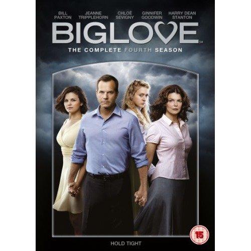 Big Love Season 4 DVD [2012]