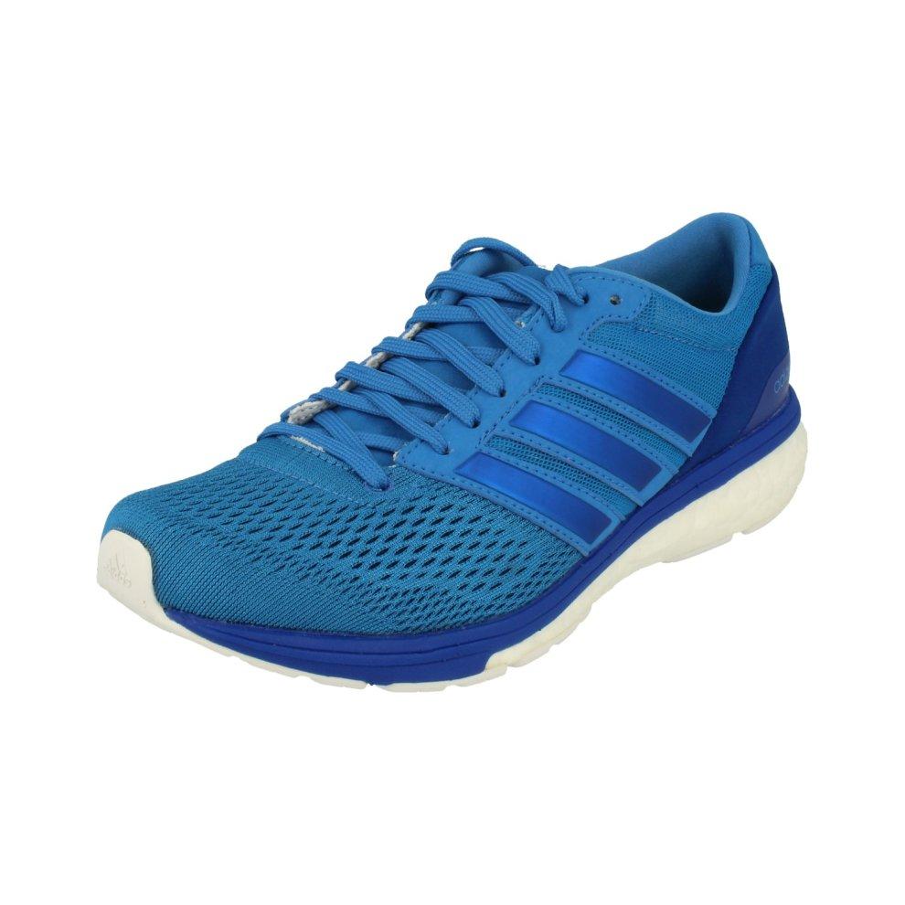 (4) Adidas Adizero Boston 6 Boost Womens Running Trainers Sneakers