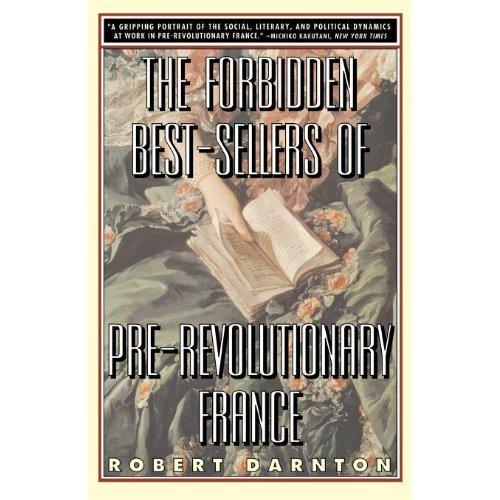 Forbidden Best-sellers of Pre-rev France