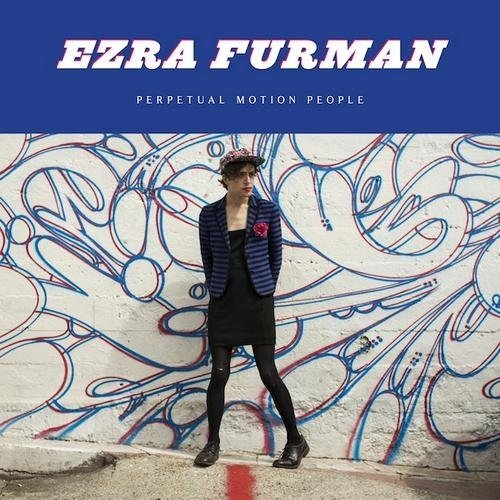 Ezra Furman - Perpetual Motion People [CD]