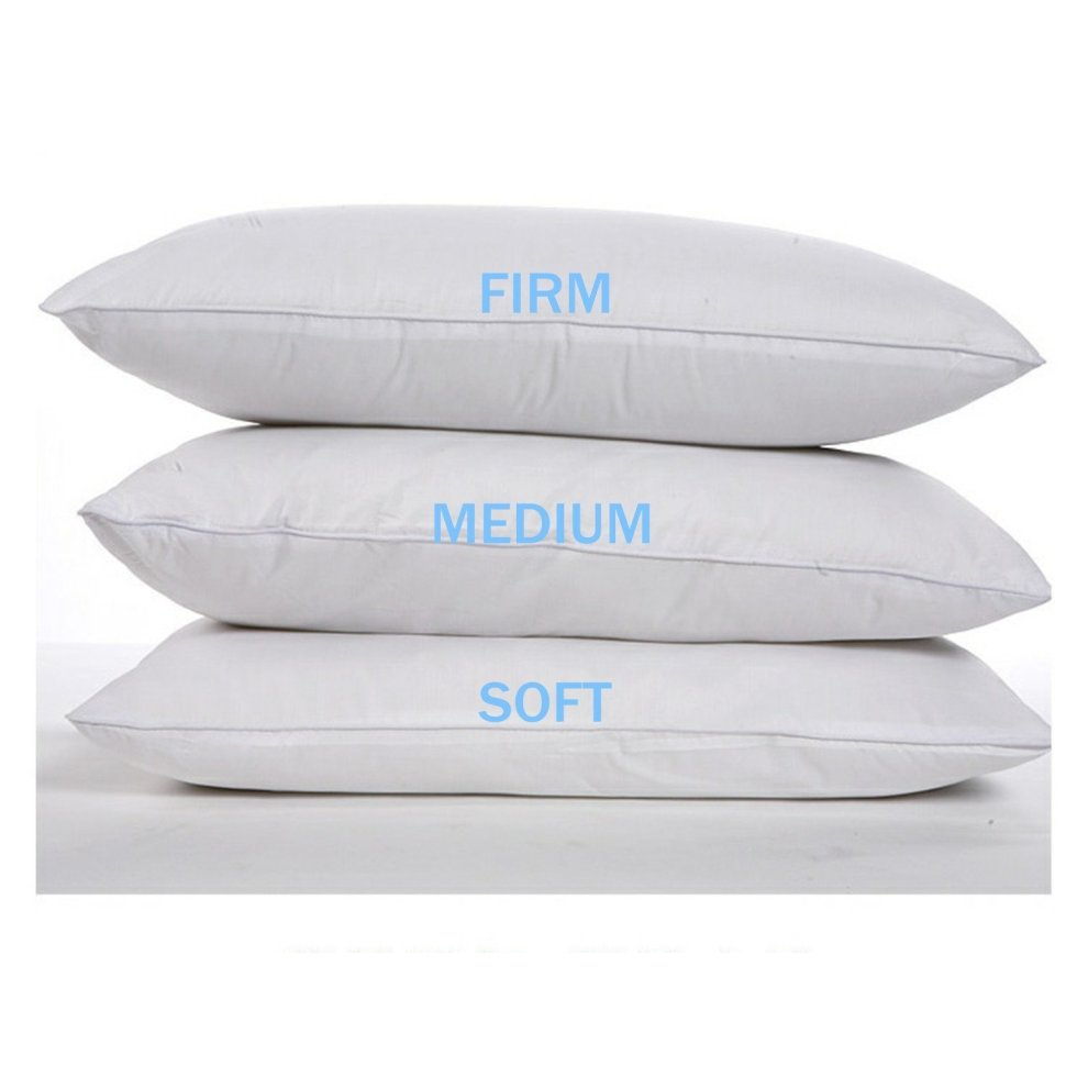 Masvis Hotel Quality Bed Pillow 100