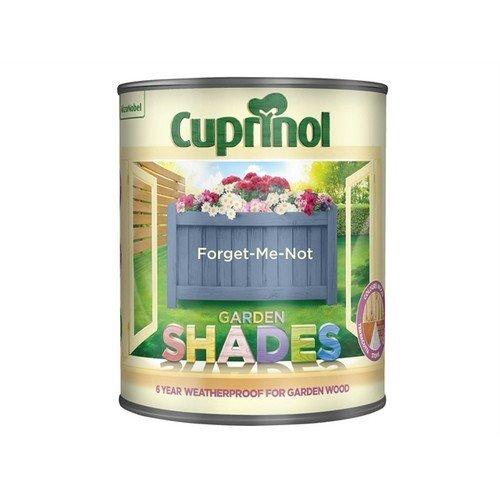 Cuprinol 5083471 Garden Shades Forget-Me-Not 1 Litre