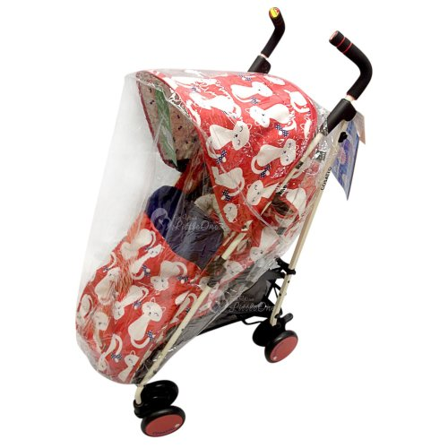 Raincover Compatible with Cosatto Supa Buggy (142)