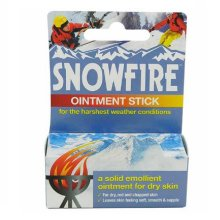 1 x 18g Snowfire Ointment Healing Stick For Chilblains, Eczema, Psoriasis, Dry Skin