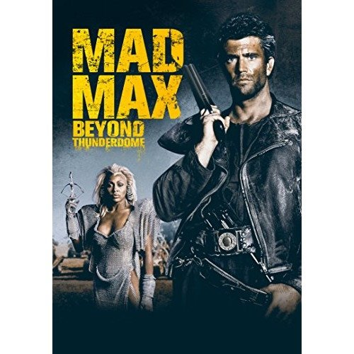 Mad Max 3 - Beyond Thunderdome DVD [1999]