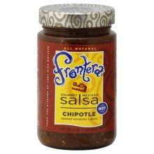 FRONTERA SALSA HOT CHIPOTLE-16 OZ -Pack of 6