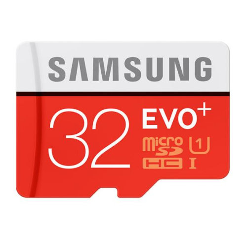 Samsung MB-MC32D 32GB MicroSDHC UHS Class 10 memory card