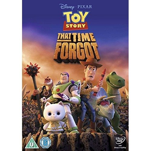Toy Story That Time Forgot DVD [2015]