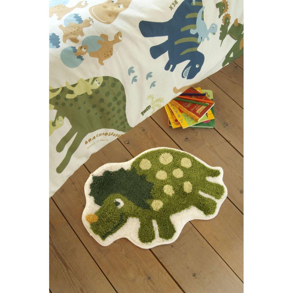 120 x 150 Cm Multi Catherine Lansfield Kids Dino Throw