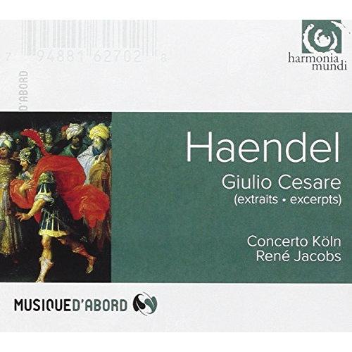 rda Fink - Handel - Giulio Cesare - excerpts [CD]