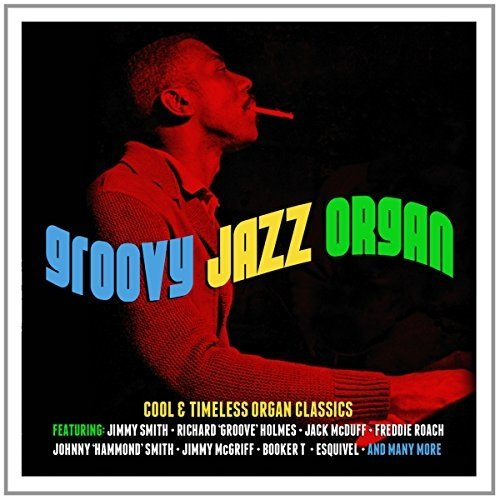 Groovy Jazz Organ [3cd Box Set]