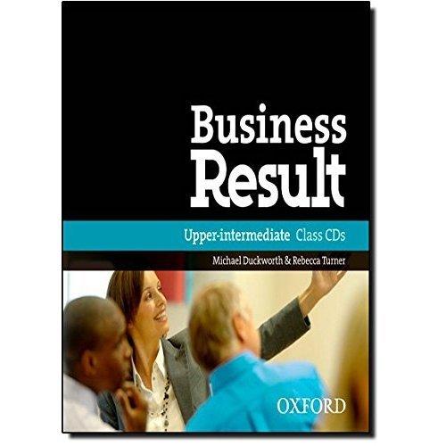 The Business Upper-intermediate Class CD