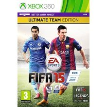 FIFA 15 Ultimate Team Edition (Xbox 360) - Used